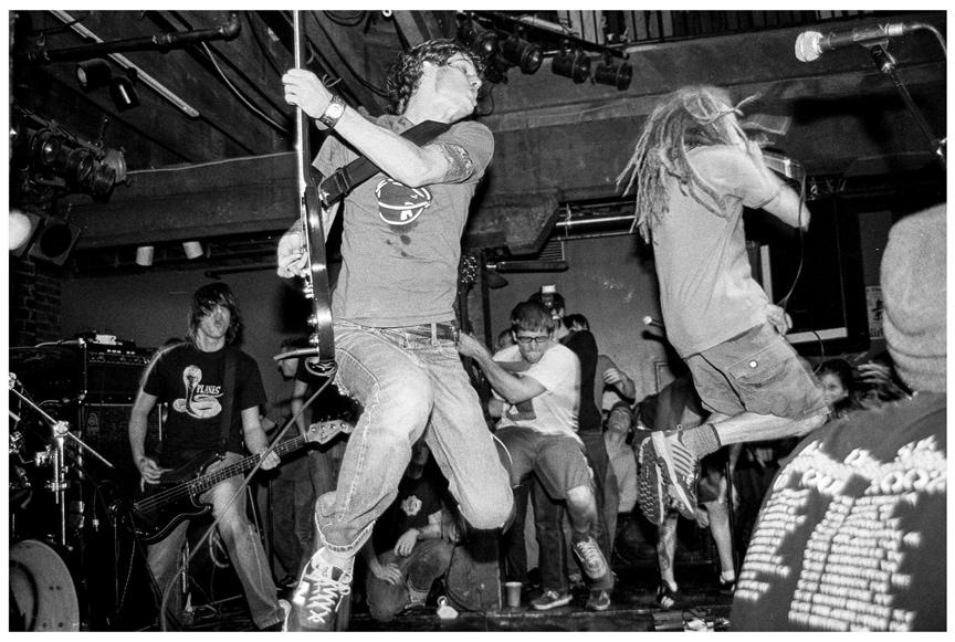 Strike Anywhere's Matt Smith Guitar interview