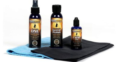 Best Guitar Cleaning Polish Kits