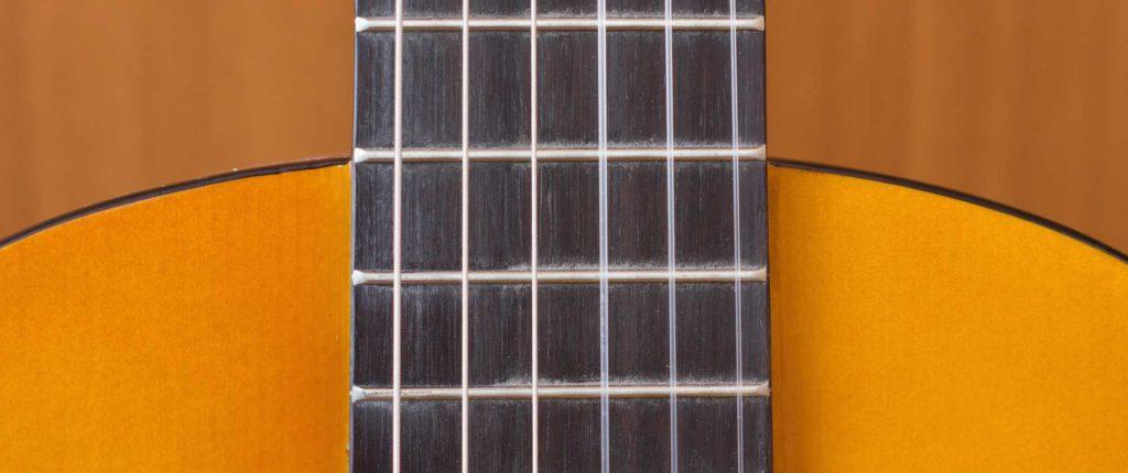 nylon strings on steel string guitar