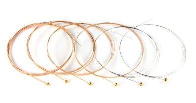 Recycle Guitar Strings