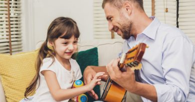 How to Choose the Right Guitar For Your Child