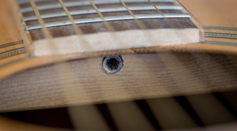 Guitar Truss Rod