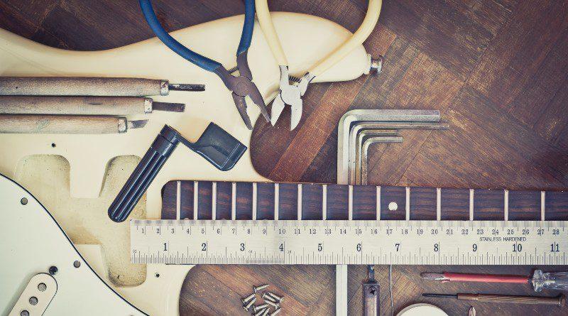 guitar scale length