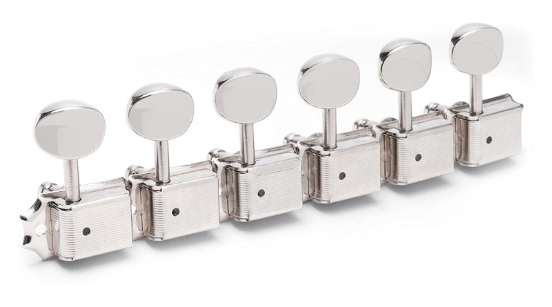 Gotoh Vintage Oval Locking Tuners - Best Locking Tuners For Telecasters