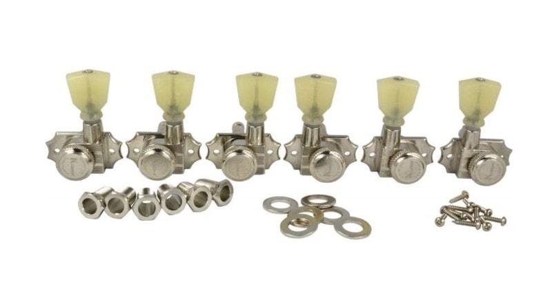 Kluson Revolution 3X3 Locking Tuners - Best Locking Tuners For Les Pauls