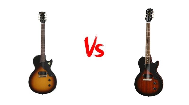 Gibson Les Paul Junior Vs Epiphone Les Paul Junior