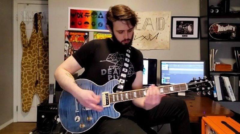 belvedere guitar playthrough