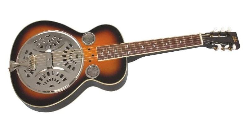 Types of Guitar - Resonator