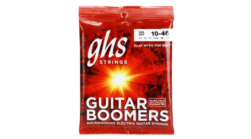 GHS Guitar Boomers - Best Guitar Strings For Blues